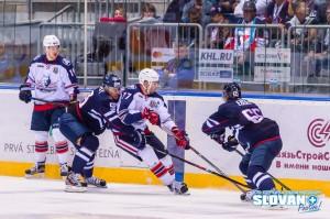 HC Slovan - HC Neftekhimik  ACT2606