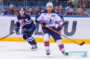 HC Slovan - HC Neftekhimik  ACT2607
