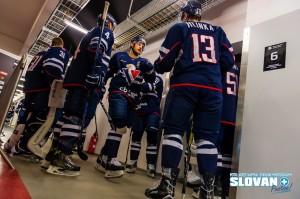 HC Slovan - Dinamo Riga  ACT4046