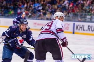 HC Slovan - Dinamo Riga  ACT4064