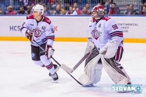HC Slovan - Dinamo Riga  ACT4070