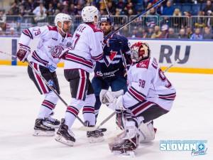 HC Slovan - Dinamo Riga  ACT4072