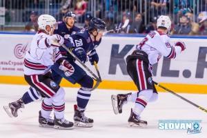 HC Slovan - Dinamo Riga  ACT4078