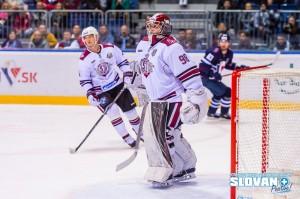 HC Slovan - Dinamo Riga  ACT4084