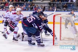HC Slovan - Dinamo Riga  ACT4097