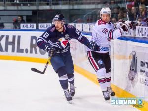 HC Slovan - Dinamo Riga  ACT4114