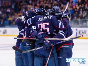 HC Slovan - HC Vityaz ACT8182
