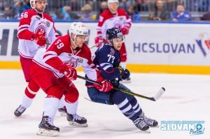 HC Slovan - HC Vityaz ACT8187