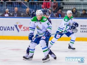 HC Slovan - HC Salavat ACT7743