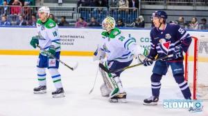 HC Slovan - HC Salavat ACT7765