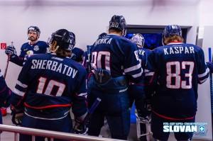 HC Slovan - HC Amur ACT8449