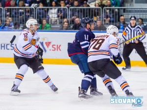 HC Slovan - HC Amur ACT8455