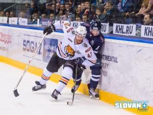 HC Slovan - HC Amur ACT8500